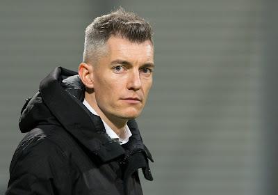 Willem Weijs devient le nouvel adjoint de Vincent Kompany au Sporting d'Anderlecht