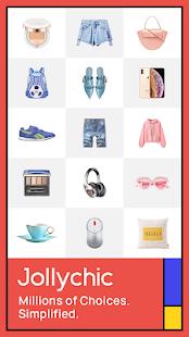 App Jollychic - Online Shopping mall APK for Windows Phone