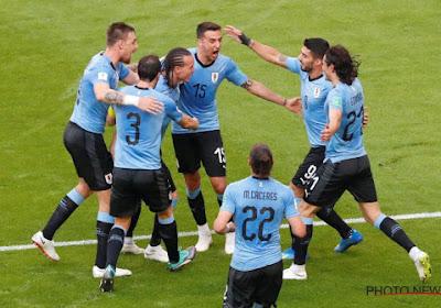 Copa América : pour son entrée en matière, l'Uruguay n'a pas fait dans le détail