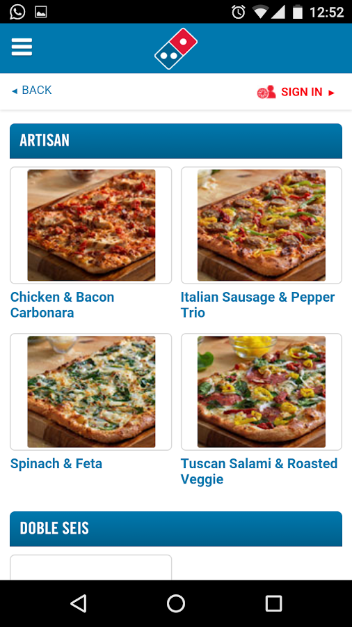 Can You Order Just A Drink From Dominos