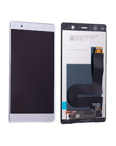 Xperia XZ2 Premium Display Original Silver