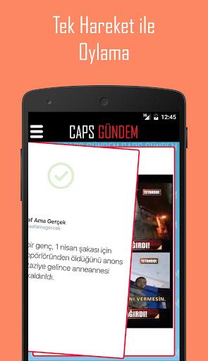 玩免費漫畫APP|下載Caps Gündem app不用錢|硬是要APP