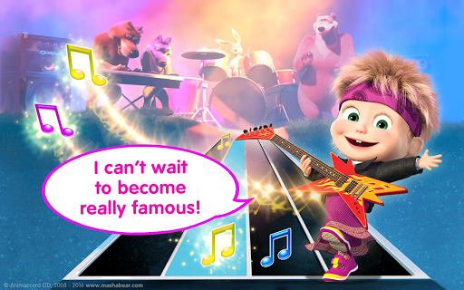Masha and the Bear Child Games filehippodl screenshot 15