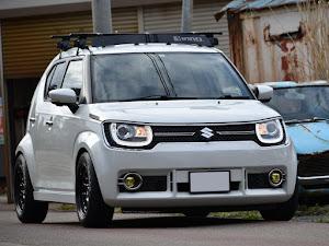 イグニス  MZ 4WDのカスタム事例画像 ぴろさんの2020年03月24日19:44の投稿