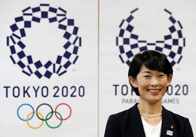 Tokyo 2020 dévoile une torche olympique originale