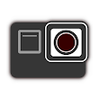 CK47 4k video recorder icon