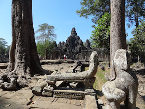 Photo: The most interesting temple for me: Bayon.