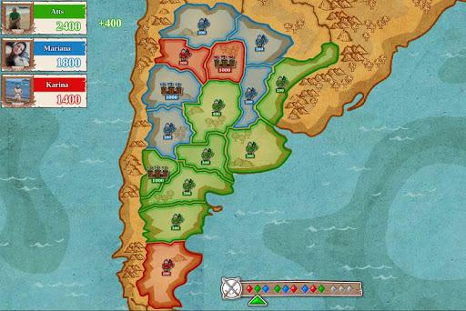 Triviador Argentina screenshot 8