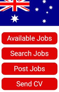 Australian Jobs - náhled