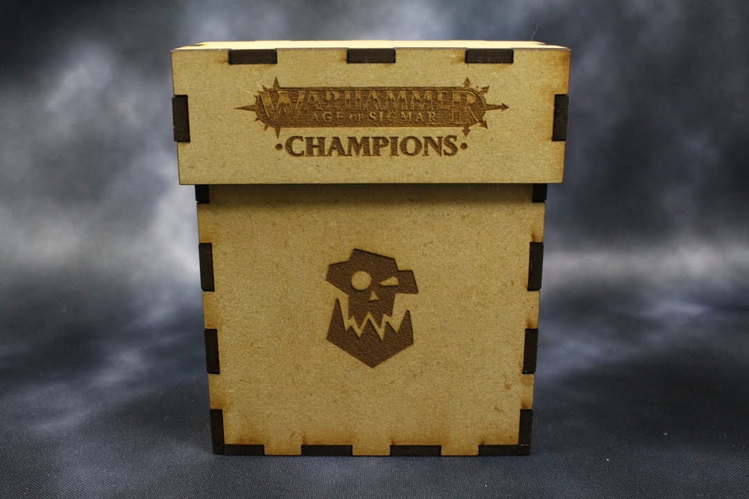 Champions Destruction Engraving
