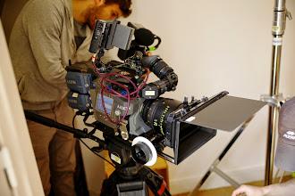 Photo: L'Aaton Penelope Delta, la seule camera avec un capteur CCD super35