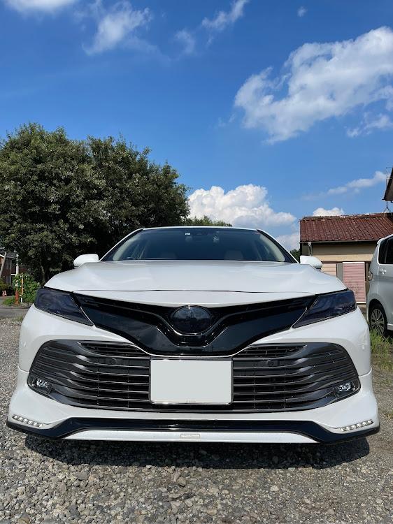 カムリ AXVH70の9月もよろしくお願いします。,カムリ70,セカンドカー,トヨタ,DIYに関するカスタム&メンテナンスの投稿画像3枚目