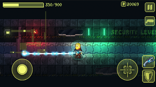 Ailment: space shooting pixelart game 3.0.1 screenshots 6