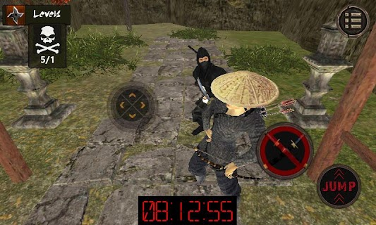 Shinobidu: Ninja Assassin 3D screenshot 02