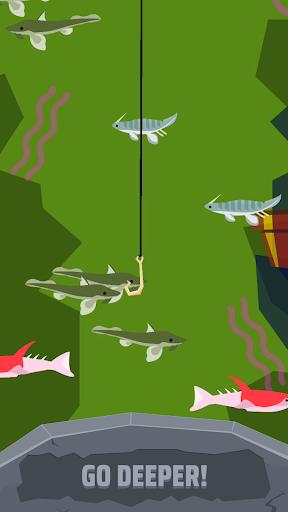 Download Go Fish: Jurassic Pond MOD APK 2