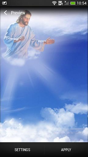 God Live Wallpaper screenshot 3