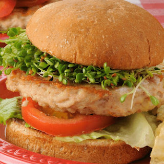 Ranch Cheddar Turkey Burgers.