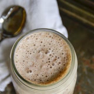 Carob Zucchini Milkshake.