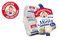 Angebot für ROTKÄPPCHEN Weichkäse Minis im Supermarkt