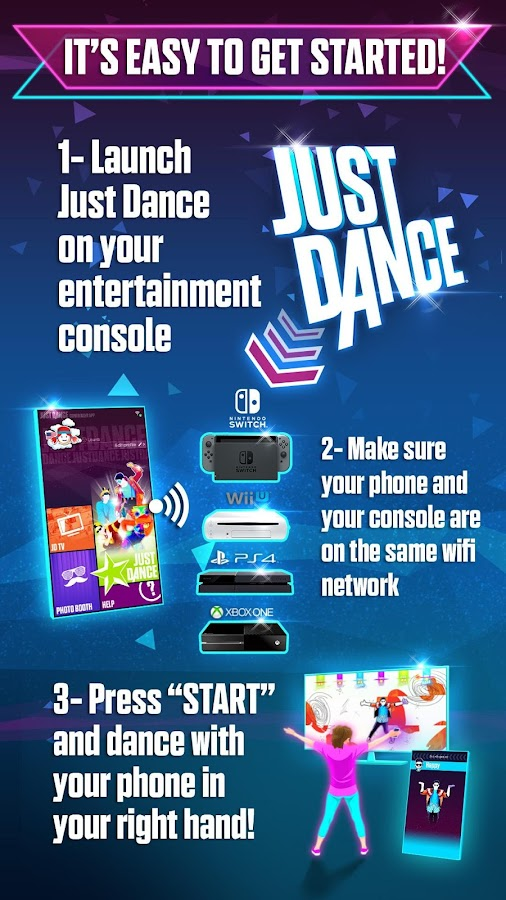Just Dance Controller- screenshot