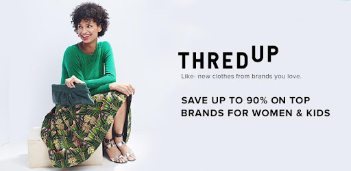 Thredup Shop Sell Women S Kids Clothing Apps On Google Play