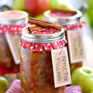 The BEST Homemade Apple Pie Filling + $150 Gift Card Giveaway!