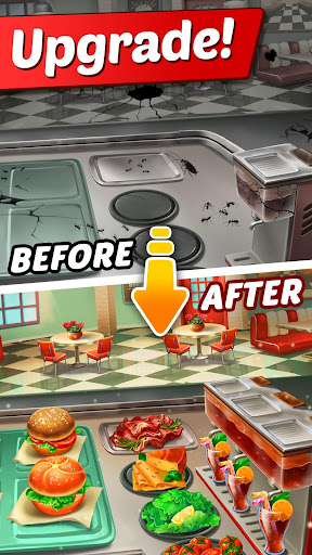 COOKING CRUSH: Cooking Games Craze & Food Games 1.1.2 screenshots 5