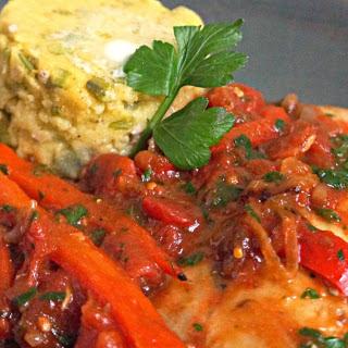 Caribbean Stew Fish.