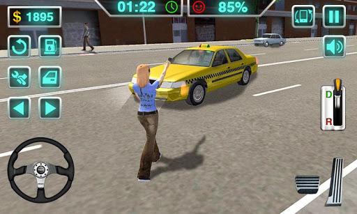 Taxi Diver 3D - Modern Taxi Drive Simulator 2019 1.03 screenshots 2