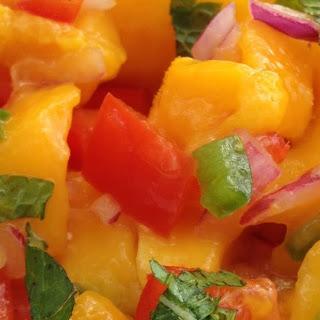 Mango-Mint Salsa