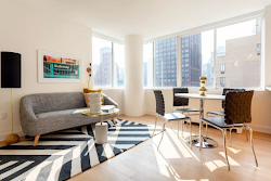 East 54Th Street Furnished Apartment, Manhattan