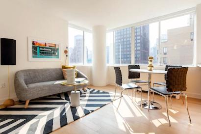 East 54th Street Furnished Apartment, Manhattan