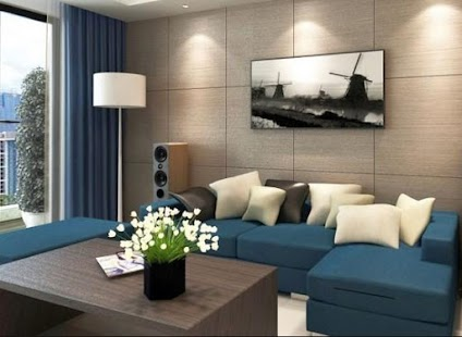 Elegantní design nábytku - náhled