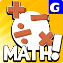 Numbers & Mathematics - The Most Fun Math Game icon