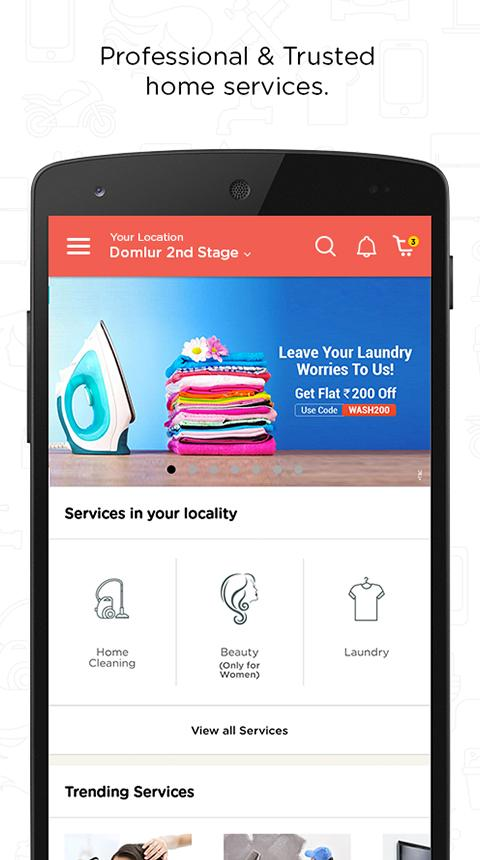 Housejoy-Trusted Home Services- screenshot