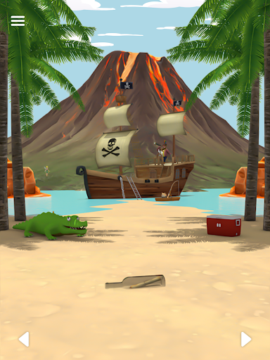 Escape Game: Peter Pan ~Escape from Neverland~ apkpoly screenshots 11