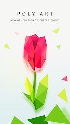 Poly Artbook - puzzle game APK screenshot thumbnail 1