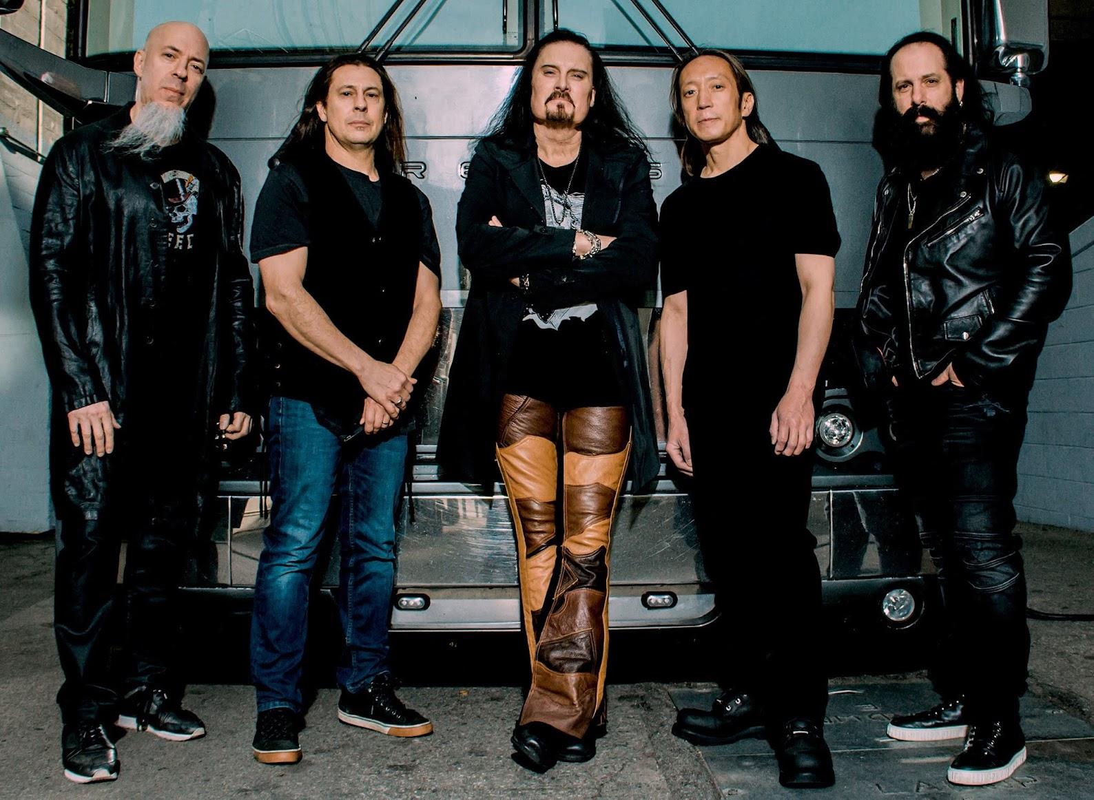 神級前衛金屬團 Dream Theater  夢劇場 五月降臨台灣