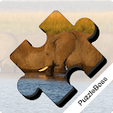 Jigsaw Puzzles: Africa icon