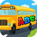 Bini ABC games for kids! Preschool learning app! icon
