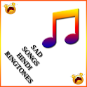 Sad Songs Hindi Ringtones icon