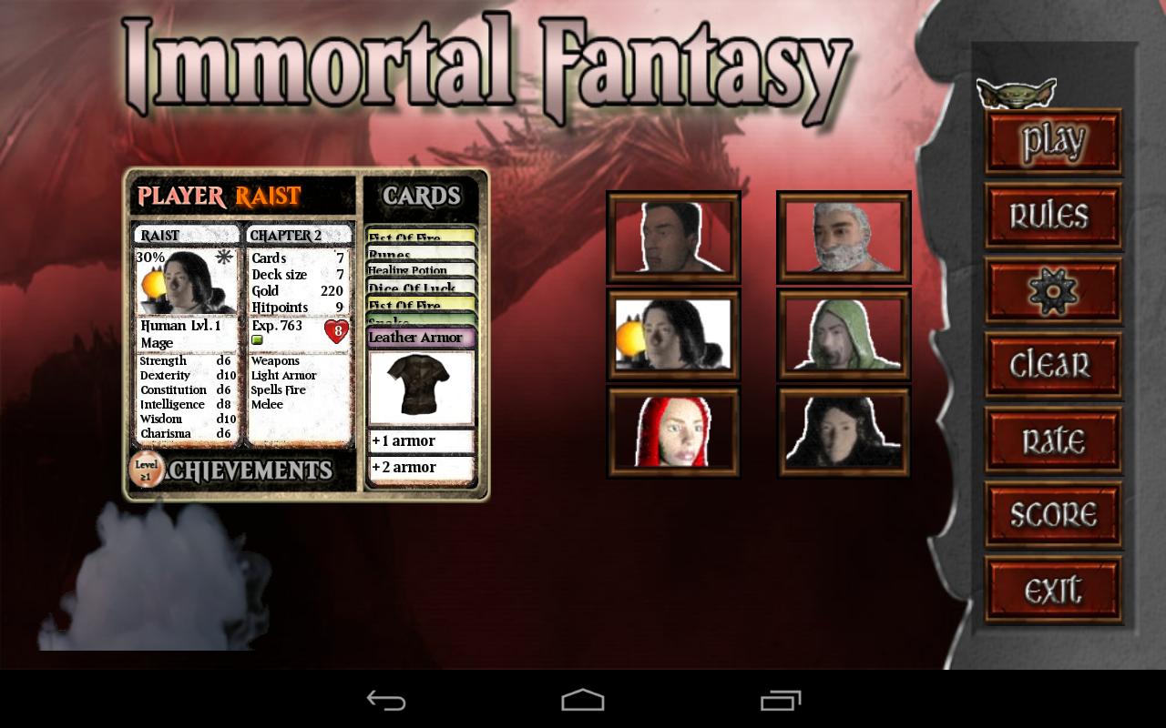 Immortal Fantasy