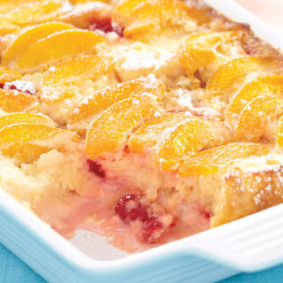 Peach Pudding