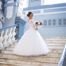 Wedding photographer Nataliya Gurova (gurovaphoto). Photo of 27.11.2016