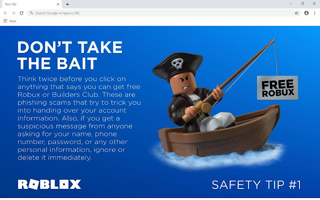 Roblox Online Wallpapers and New Tab