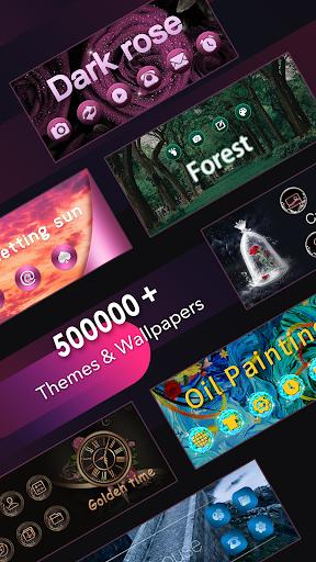 XOS Launcher(2019)- Customized,Cool,Stylish 3.6.46 screenshots 1