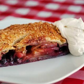Easy Blueberry Apple Strudel Recipe