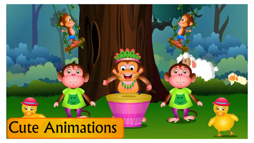 Kids Top Nursery Rhymes Videos - Offline Learning FiveLittle_v4.7 15