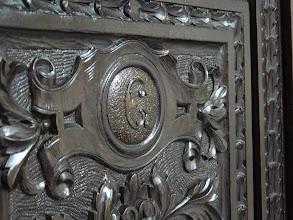 Photo: Museo - Armario - Detalles - Iniciales: G