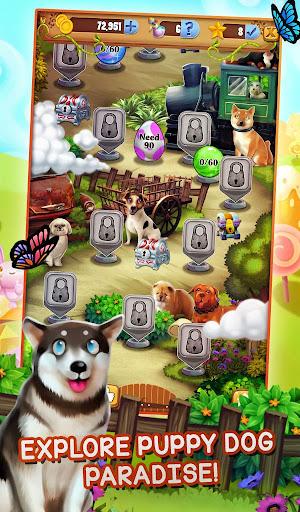 Puppy Dog Pop - Bubble Shoot Mania screenshots 17